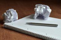 アイデアを書いているメモ