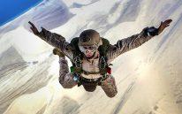飛び込む・スカイダイビング