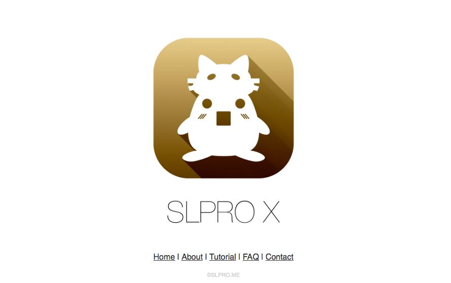 SLPRO X